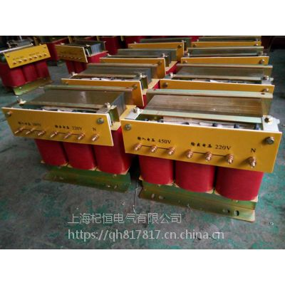 三相变压器SG-40KVA光伏大功率380V转220V变36V伺服单相干式隔离