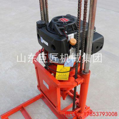 华夏巨匠QZ-2B型轻便取样钻机 施工更轻便效率高
