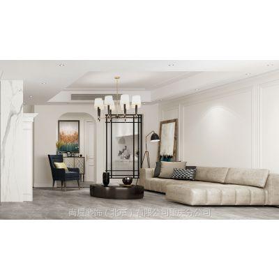 华宇御澜湾 300平 现代风格别墅装修设计效果图|尚层装饰别墅装修案例