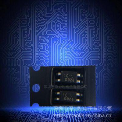 PS2801-1-F3-A 光隔离器晶体管 输出2.5KV 1通道 SOP-4