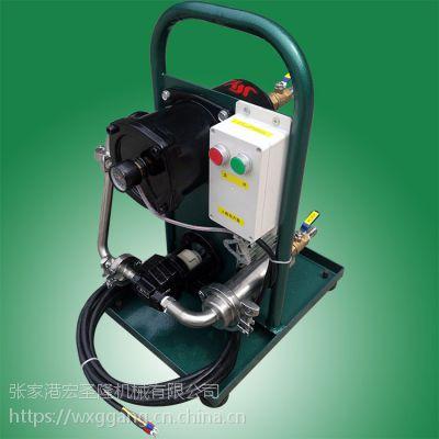 宏圣隆润滑油手提过滤车、便携式滤油车、精细滤油车,过滤设备,滤油机