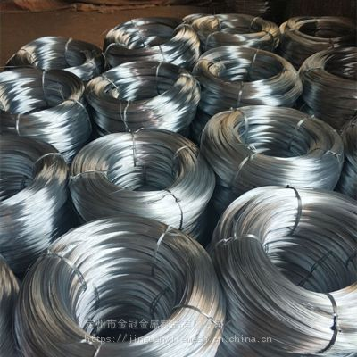 电镀铁丝 镀锌铁线 规格齐全
