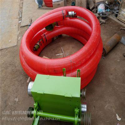 螺旋软管小麦抽粮机直销价 长短定做吸粮机