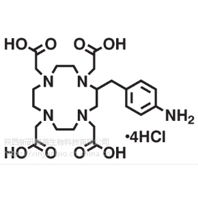 p-NH₂-Bn-DOTA,181065-46-3,进口试剂,螯合剂