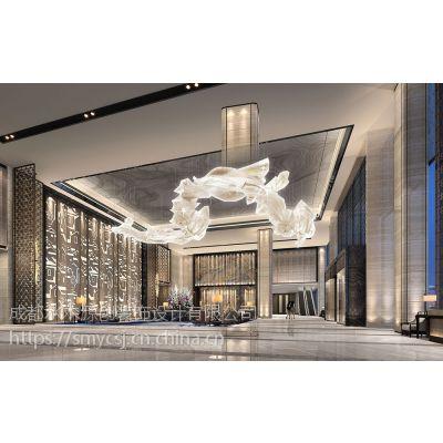 成都星级酒店设计案例——水木源创设计
