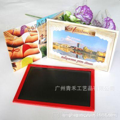 马口铁磁性冰箱贴定制 欧美旅游风景纪念冰箱贴 实用礼品厂家