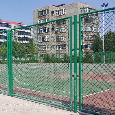 龙骠球场围网 学校建设围网 学校外围围栏网