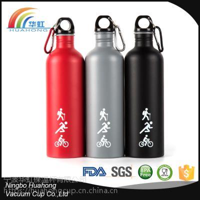 10-1000ML 宁波户外骑行运动水壶 大容量便携铝制水瓶创意铝瓶日用百货礼品杯子批发
