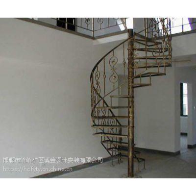 邯郸铁艺楼梯
