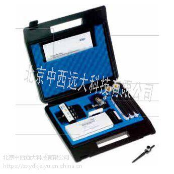 中西空气质量检测仪 检测压力范围:8.5-300公斤 型号:DJ10-Aerotest Simult