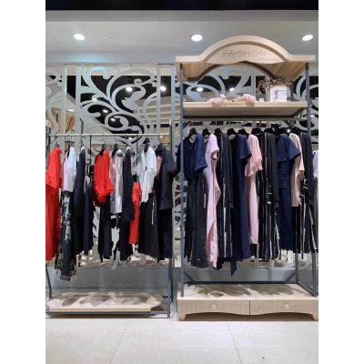 三弗国际19夏,品牌折扣女装批发找三荟服饰