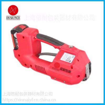 砖厂砖块专用打包机,捆绑机电动工具H46 PET带打捆机捆扎机