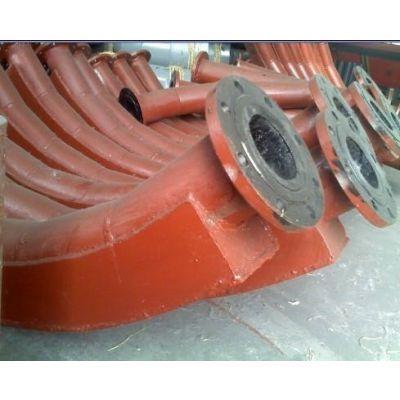 工业专用耐磨耐腐蚀陶瓷管道