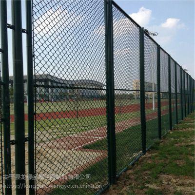 运动球场护栏网_运动场防护网_游乐场围栏