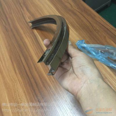 不锈钢踢脚线 不锈钢包边条 装饰金属线条踢脚线