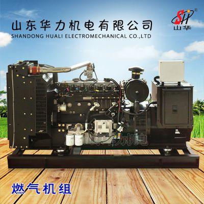 燃气发电机组 厂家直销 山东华力机电