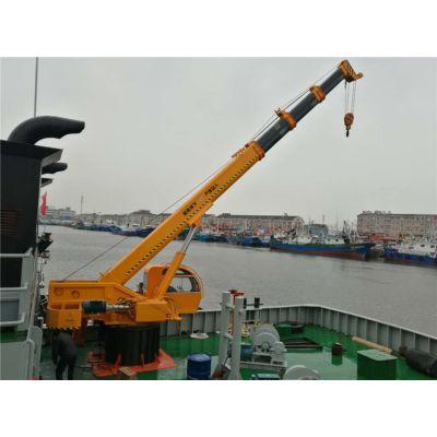 克令吊/港口吊/码头吊/浮吊船用吊机起重机供应厂家
