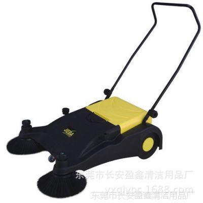 厂家直批洁霸BF550可折式手柄扫地机家用扫地车手推式扫地机
