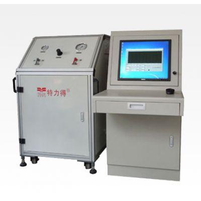 液体压力测试台/全自动液压测试系统/特力得流体系统