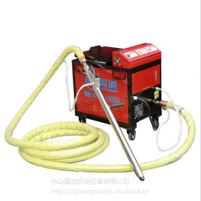 晶诚非固化喷涂机JCM-PT100橡胶沥青喷涂设备高温喷洒免清洗