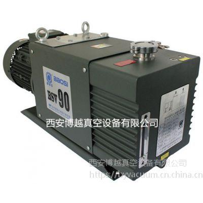 BSV60旋片真空泵 体积小 真空度高