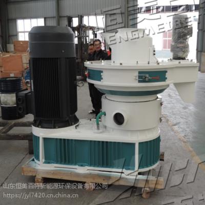 贵州生物质颗粒机厂家 木屑燃料颗粒机机组 恒美百特