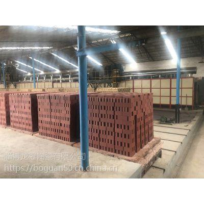 山东淄博陶瓷烧结砖厂家