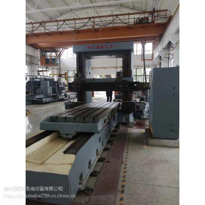 武汉重型4米龙门刨床型号B2016,武重B2016龙门刨床