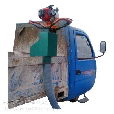 挂式装车吸粮机省人工 农场补仓用输送机