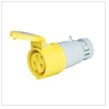 启星科技QX.213-4 16A/3孔 工业连接器