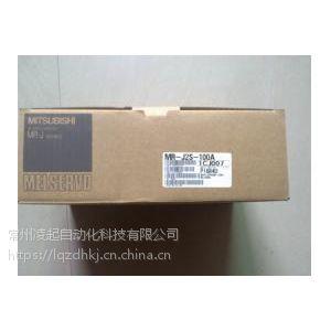 三菱伺服MR-J4 HG-SN302BJK-S100 HG-KN73J-S100 江苏常州 伺服电机