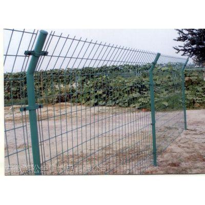 安徽铜陵园林围栏 护栏网 养殖围网 球场围栏 小区隔离网 草坪PVC护栏