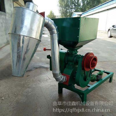 佳鑫小米专用碾米机 四川水稻脱壳破碎碾米机 220型微型打米机厂家