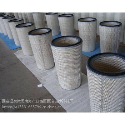 唐纳森耐高温除尘滤筒生产厂家