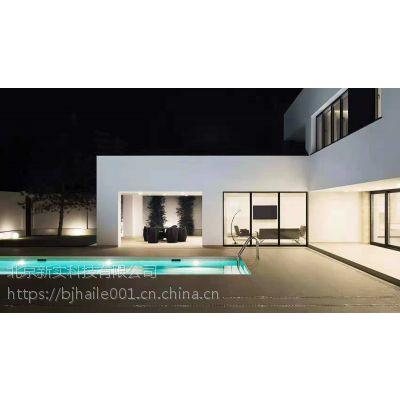 沈阳别墅游泳池设计