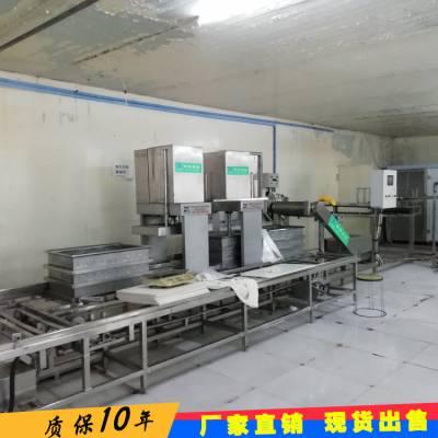 宏金大型豆腐皮机生产线 全自动数控豆腐皮机多少钱