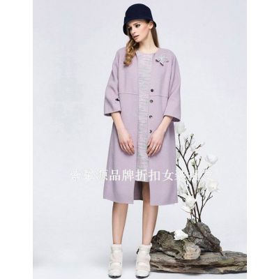 高档服装尾货品牌折扣女装批发一手厂家拿货正品保证
