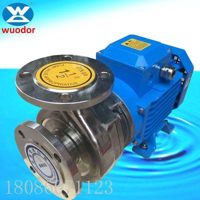 沃德65WD-22防冻液乙二醇液体输送耐腐蚀离心泵7.5KW