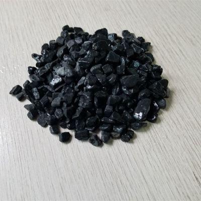黑色砾石厂家_黑色砾石产地_重庆荣顺。