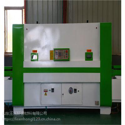 高品质双工位覆膜机 室内门开厂必备覆膜设备