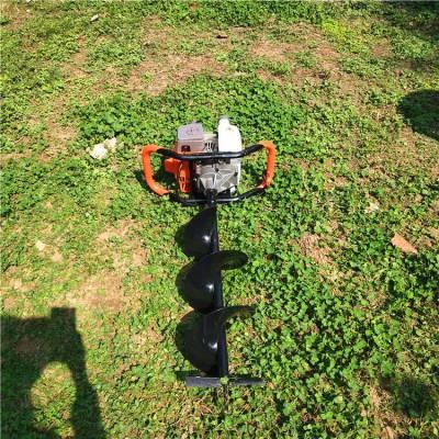 汽油便携式植树挖坑机 优质汽油钻坑机 厂家直销
