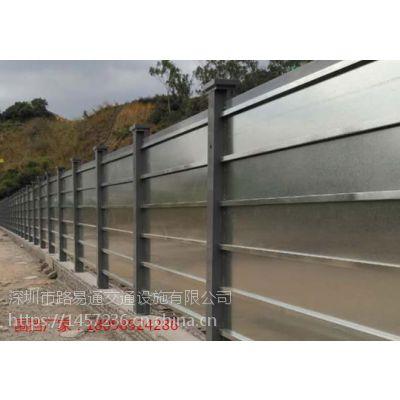 深圳A型钢围挡 宝安区结构围墙 光明新区施工围挡