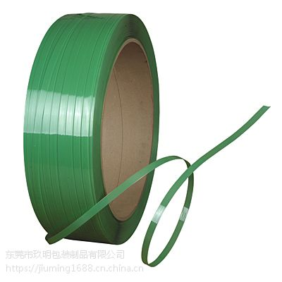 东莞PET塑钢带玖明塑钢打包带厂家直销