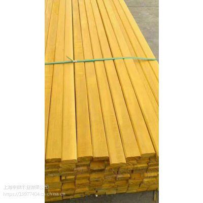 安徽巴蒂木防腐木定尺加工