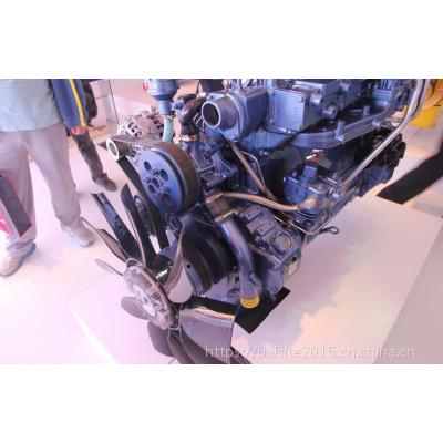 潍柴WP7G143E200国二机械泵柴油机 105KW推土机用发动机