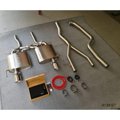成都凯迪拉克ATSL改装HSR中尾段阀门排气