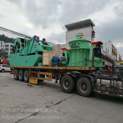 中美沃力机械直销 江西萍乡河卵石制砂机 生产效率高