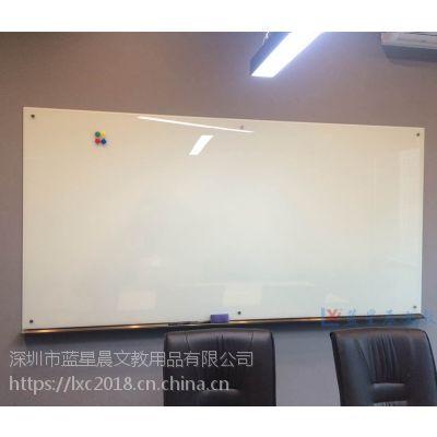 珠海挂式磁性玻璃白板1