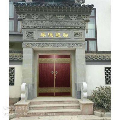 浙江铸铝门主要特性及优势