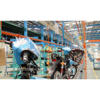 两轮电动车生产线 电动摩托车装配线 电动车组装